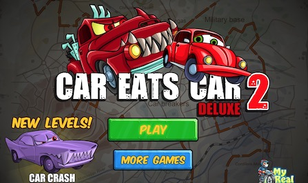 Car Eats Car 2: The Deluxe Version