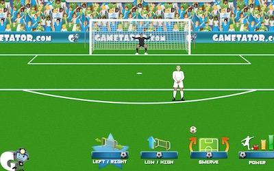 Euro 2012: Free Kick