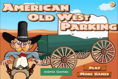 American Old West Parking (Let's Park it)